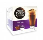Кофе в капсулах Nescafe Dolce Gusto Latte Mocha (Мокка) упаковка 16 капсул