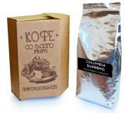 Кофе в зернах СВЕЖЕЙ ОБЖАРКИ Esperanto COLUMBIA SUPREMO (Эсперанто Колумбия Супремо), моносорт, 0,5 кг, вакуумная упаковка