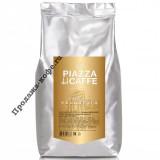 Кофе в зернах Piazza Del Caffe Crema Vellutata (Пьяцца Дель Кафе Крема Велютата) 1кг вакуумная упаковка
