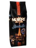 Maitre de Cafe Louis d'or, кофе в зернах (1кг), вакуумная упаковка