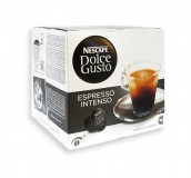 Кофе в капсулах Nescafe Dolce Gusto Intenso (Интенсо) упаковка 16 капсул