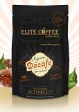 Кофе в капсулах Elite Coffee Collection Decafo (Элит Кофе Коллекшион Декафо) упаковка 10 капсул, для кофемашин Nespresso