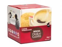 Кофе в капсулах Nescafe Dolce Gusto Americano (Американо) упаковка 16 капсул