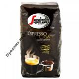 Кофе в зернах Segafredo Espresso Casa (Сегафредо Эспрессо Каза) 1кг, вакуумная упаковка
